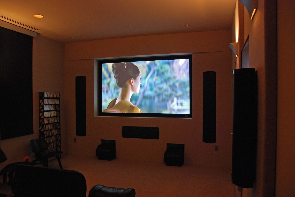 Home Theater It 39 S Just Wire